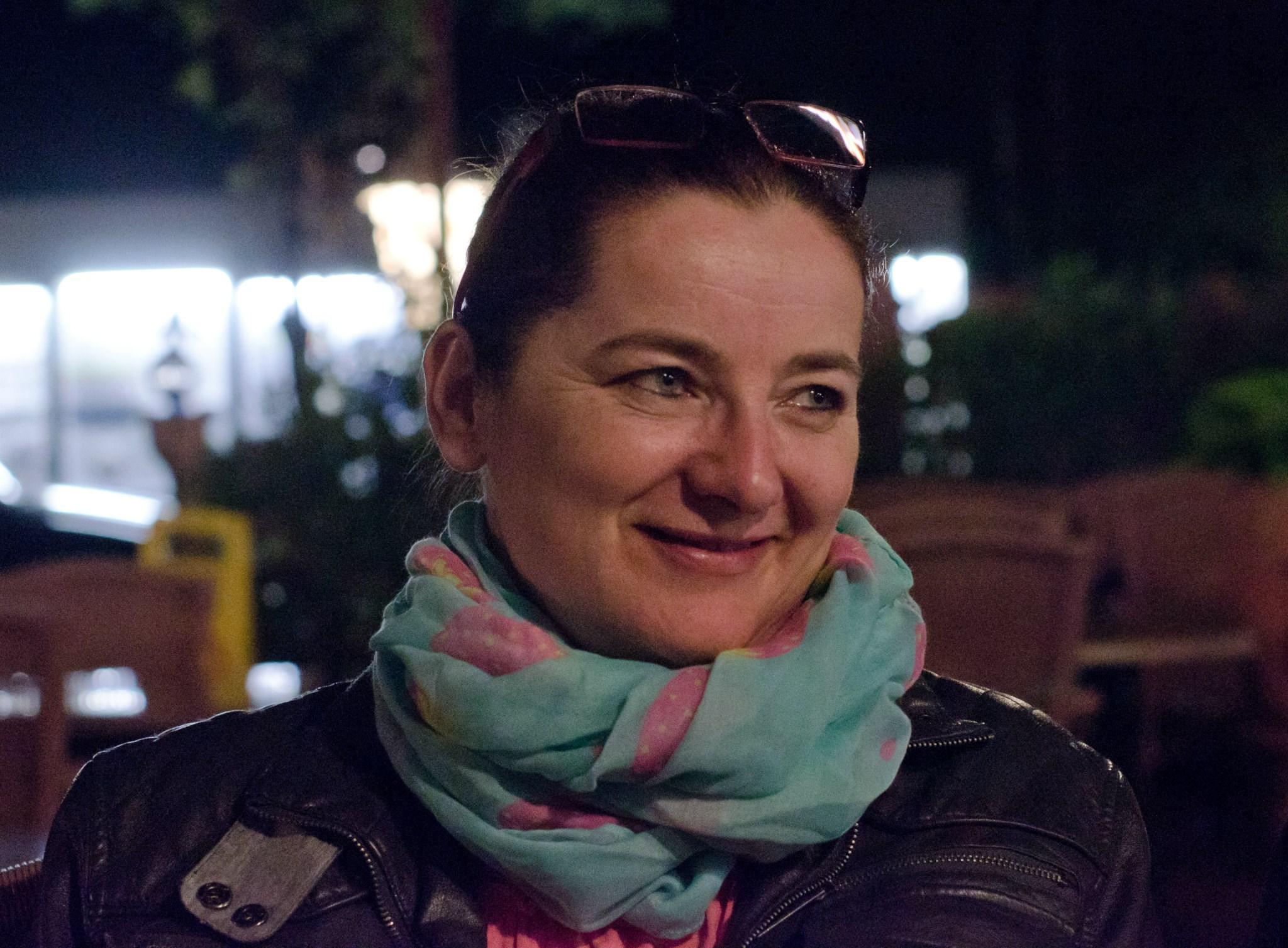 Conny at Piaggio