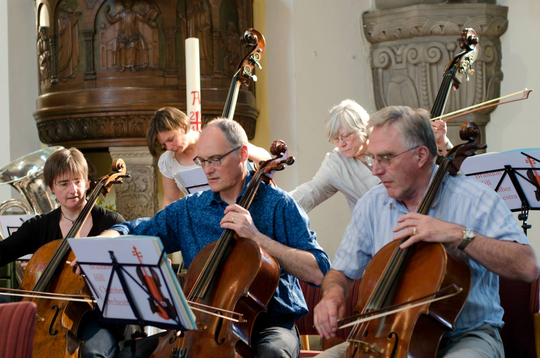 Hannover cellos