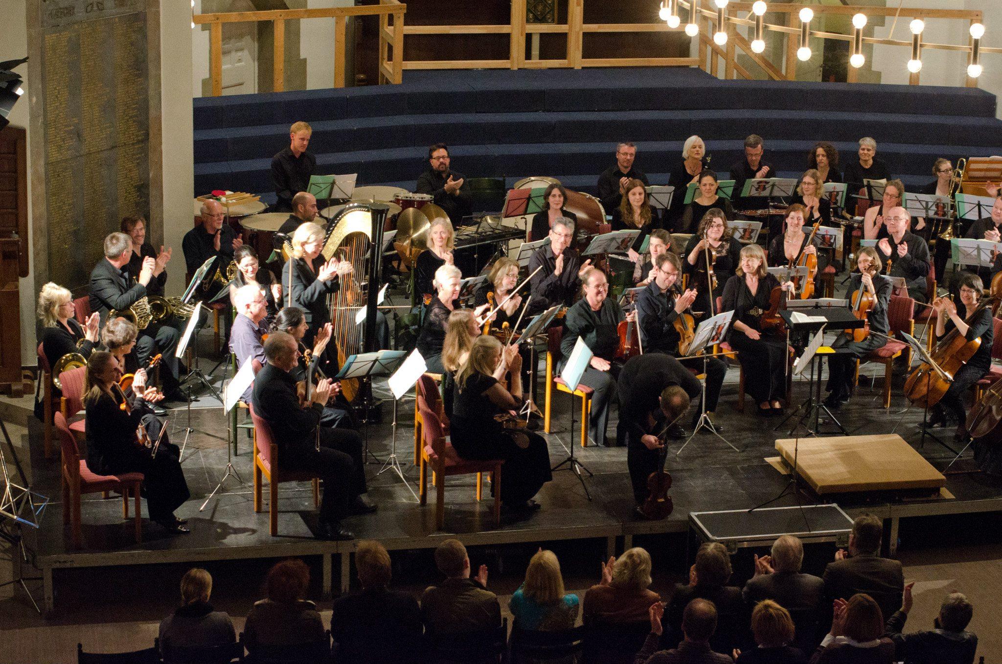Hannover rehearsal