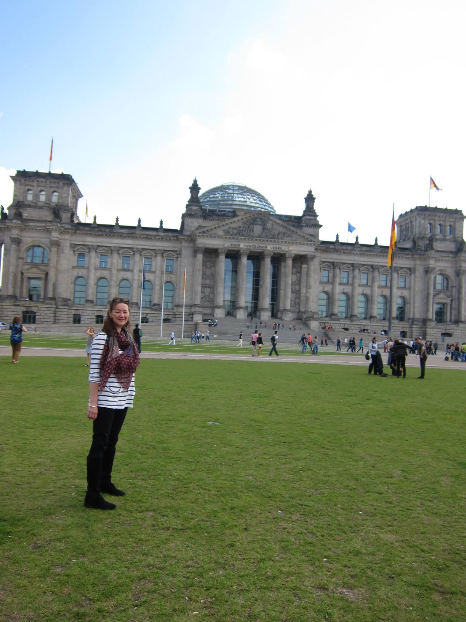 Sue Reichstag